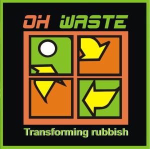 Oh Waste logo